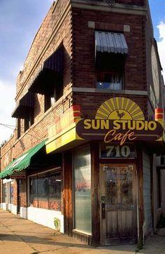 Sun Studio, Memphis| Tennessee Songwriters Give Music to the World #MakeSummerLast