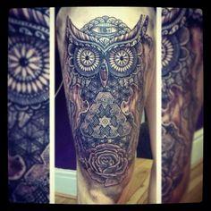 I'm addicted to owls