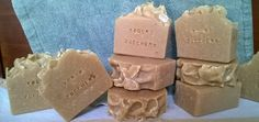 Sapone allo YOGURT e ZUCCHERO DI CANNA - handmade vegetable soap: YOGURT AND SUGAR CANE - @milleusapone