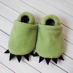 Hey, I found this really awesome Etsy listing at https://www.etsy.com/listing/164500722/dinosaur-slippers-shoes