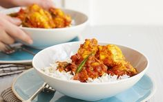 Rick Stein's fish curry with snapper, tomato and tamarind recipe - Telegraph