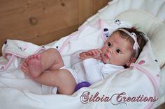 Reborn Claire por Silvia Creations
