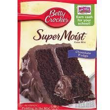 Résultats de recherche d'images pour «betty crocker chocolate»