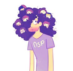 The Game Grumps.. Starring Danny's jewfro ^^