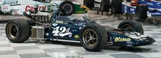 Dan Gurney's All American Racers