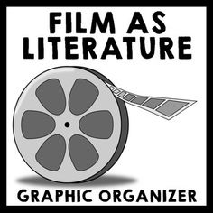 """FREE """"Film as Literature"""" analysis graphic organizer is the perfect tool for film study, sub plans, end of the year, or reward movies in Language Arts class. Six short answer analysis questions cover plot, character, setting, conflict, theme, and summarizing. 6-12 FREE"""