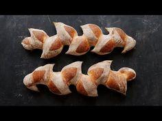 Bagetové klasy z kvasu – Maškrtnica Bread, Food, Pizza, Youtube, Brot, Essen, Baking, Meals, Breads