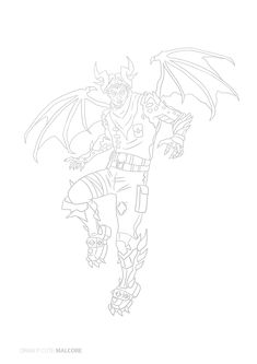 Fortnite Coloring Pages | Print And Color for Fortnite ...
