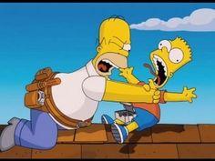 I Simpson il film completo in Italiano ✪ Cartone animato Completo