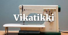 Huoltamaton Husqvarna Viking 2000 Model 6030 tori.fi:stä – uhka vai mahdollisuus? Tämä tarina päättyi hyvin.