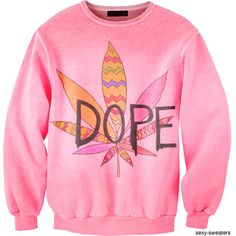 this is for surely a dope sweater