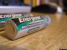 Avoid Nickel-Cadmium Rechargeable Batteries