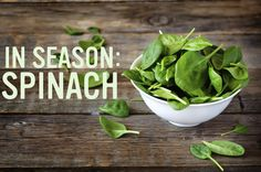 Eat More Spinach! The Facts About Different Forms of Folate Healthy Scalp, Healthy Hair, Summer Appetizer Recipes, How To Make Spinach, Red Pepper Dip, Chopped Spinach, Brittle Hair, Beta Carotene, Side Salad
