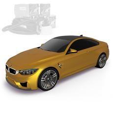 Pure Gold Car Kit