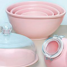 **** pink for the kitchen