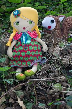 MyLeni Apples by Lila-Lotta for Swafing #myleniapples #swafing #lilalotta