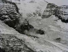 """#Eiger Eigergletscher, 2010 aus der Serie """"Strata"""" (in progress) (Olaf Unverzart)"""
