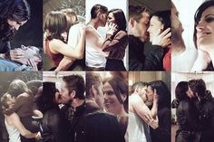 Awesome Regina and Robin (Lana and Sean) Once S4&S5 awesome #OutlawQueen  moments