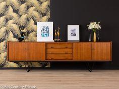 Vintage Kommoden - Einzigartiges Sideboard, 60er, Vintage, 50er - ein Designerstück von Mid-Century-Friends bei DaWanda