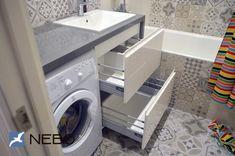 Мебель для ванной под заказ - фото и цены, изготовление в Минске