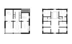 Haerynck Vanmeirhaeghe, Zeegers House, Heusden, 2012www.havan-a.be/