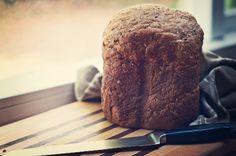 Whole Wheat Vegan Machine bread