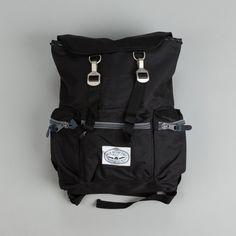 Poler Roamers Backpack Pack Black | Flatspot