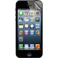 IESSENTIALS IPH5-SCP3 iPhone(R) 5/5s/5c Screen Protectors, 3 pk