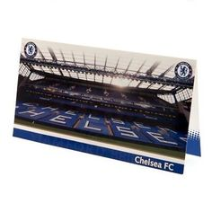 #Chelsea f.c. #birthday card #stadium,  View more on the LINK: http://www.zeppy.io/product/gb/2/152283353226/