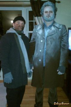 Harry Lime &  Marv Merchants from Home Alone The Good , The Bad, The Halloween Costume