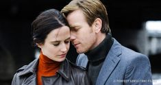 two of my favorite gorgeous people, Ewan McGregor and Eva Green. I wanted to see this film- Perfect Sense Eric Winter, David Lyons, Dave Franco, John Malkovich, Billie Jean King, Michael Sheen, Nicholas Hoult, Andrew Garfield, Ewan Mcgregor