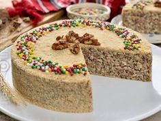 Romanian Desserts, Romanian Food, Romanian Recipes, Cooking Recipes, Healthy Recipes, Vanilla Cake, Food To Make, Dishes, Cookies