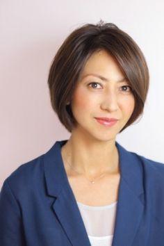 40~50代をもっと素敵なヘアスタイルで☆40歳からのベストヘアカタログ - M3Q - 女性のためのキュレーションメディア