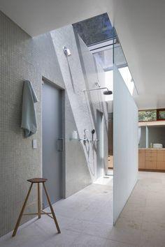 Kentfield Hillside Residence / Turnbull Griffin Haesloop Architects - #modern #bath #home #bathroom #ensuite #minimalist #unique