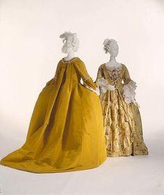 Robe à la Française 1775