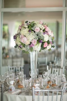 High Centerpieces | Wedding Gallery and Inspiration by Bride & Blossom…