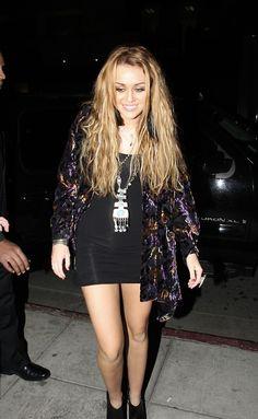 Miley Cyrus Fashion