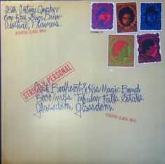 Captain Beefheart - Strictly Personal (1968)