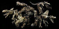 Transformers AOE Dinobots