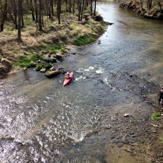 New in 2015: Manchester Whitewater Park, Iowa