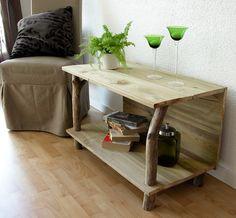 1000 id es sur meubles en bois flott sur pinterest - Meubles en bois flotte ...