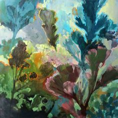 Jenny Parsons is an urban landscape painter working mostly in oil on canvas and chalk pastel. Abstract Landscape Painting, Landscape Paintings, Abstract Art, Colorful Artwork, Chalk Pastels, Pastel Art, Painting Patterns, Botanical Art, Contemporary Paintings