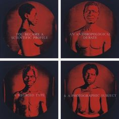 ariahughesliebling: Carrie Mae Weems From Here I Saw What Happened and I Cried, 1995-1996, 33 toned prints
