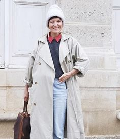 Comment porter le pull oversize? - Personal Shopper Paris - Dress like a Parisian - Photo @rougeprofond instagram