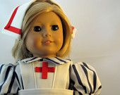 Nurse outfit for Doll #nurse
