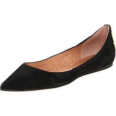 STEVEN by Steve Madden Womens Eternnal Flat Black Nubuck 8 M US >>> Want to know more, click on the image. (It is an affiliate link and I receive commission through sales)