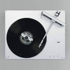 NEW TURNTABLE BALLFINGER PS 2 http://www.ballfinger.de/turntable-ps-2 #audio #audiophile #ballfinger #turntable #tonearm #analog #industrialdesign
