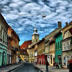 Brasov, Transilvania, Romania