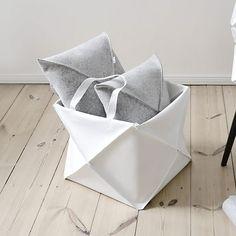 Storage Bag Omni Kumeko #opruimen in stijl. #Design gebaseerd op #origami