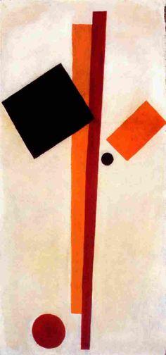 Suprematismo, 1920